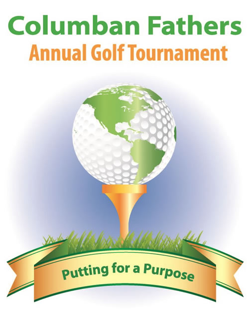 Columban Fathers' Golf Scramble - Golfer Entry