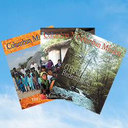 Columban Mission Magazine Subscription